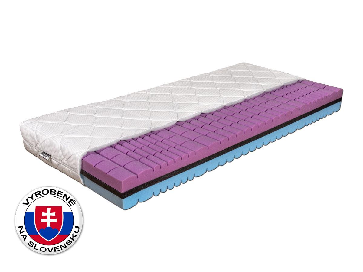 Penový matrac - Benab - Partner Komfort - Atypický rozmer (cena za 1 m2) (T2/T4)