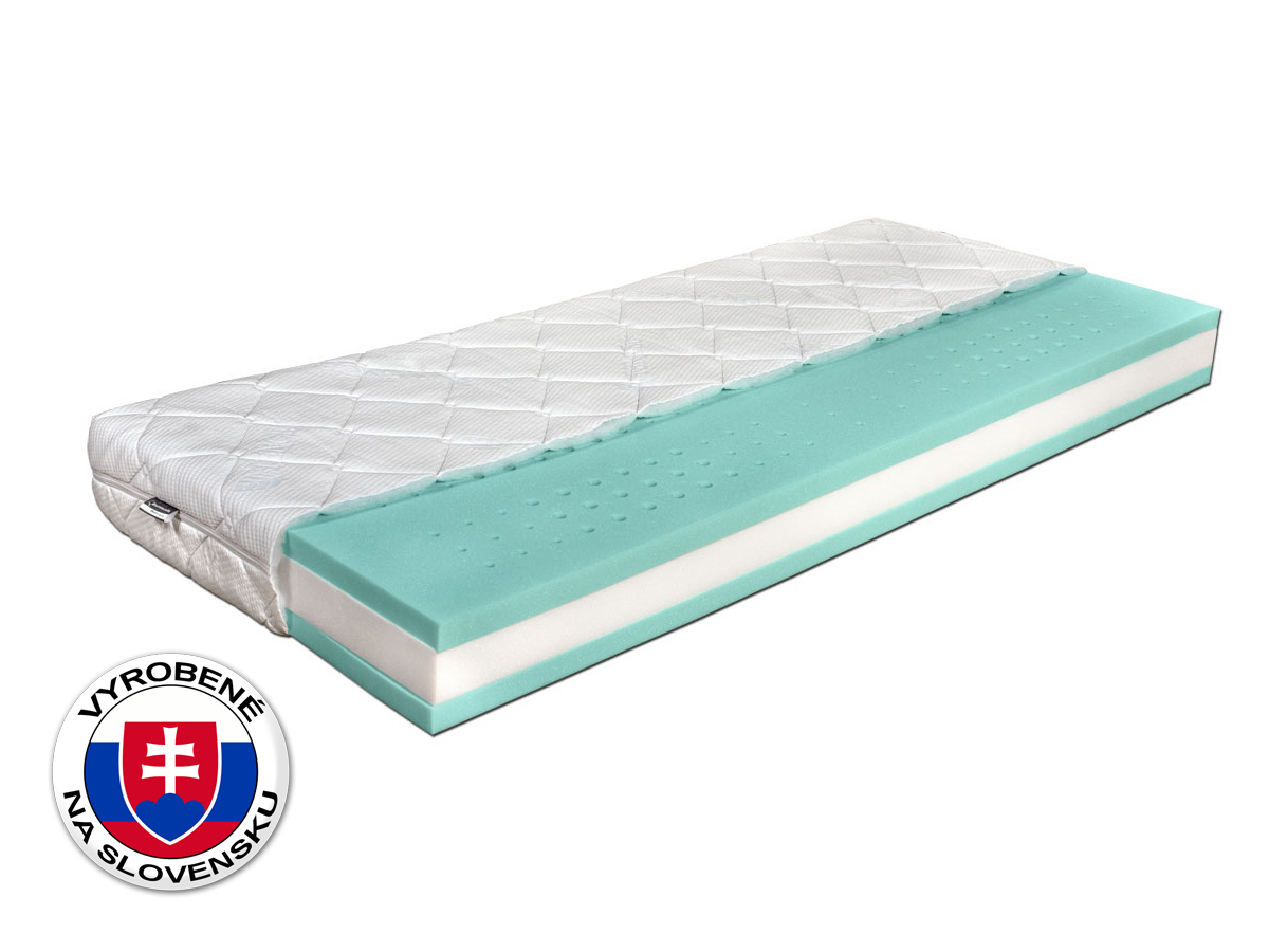 Penový matrac - Benab - Royal Natur - Atypický rozmer (cena za 1 m2) (T3)