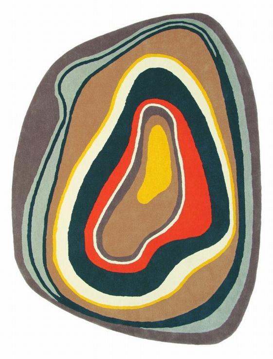Ručne všívaný koberec - Brink and Campman - Xian slice 77306