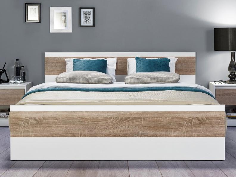 Manželská posteľ 160 cm - Casarredo - Venecia - Casa-038