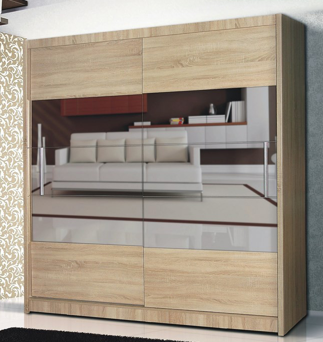 Šatníková skriňa - Casarredo - Genewa 6 - Casa-046