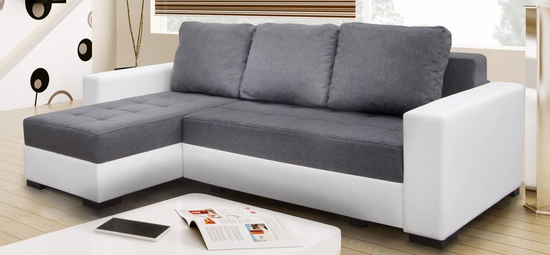 Rohová sedačka - Casarredo - NEWARK (L) - MOB-4229