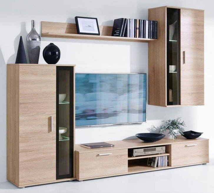 Obývacia stena - Casarredo - SWING - MOB-4230
