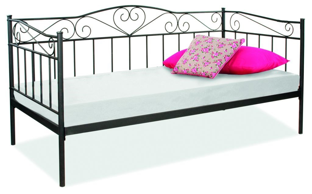 Jednolôžková posteľ 90 cm - Casarredo - BIRMA (s roštom) - MOB-4231
