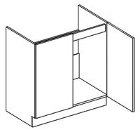 Dolná kuchynská skrinka Nora D80 pod drez