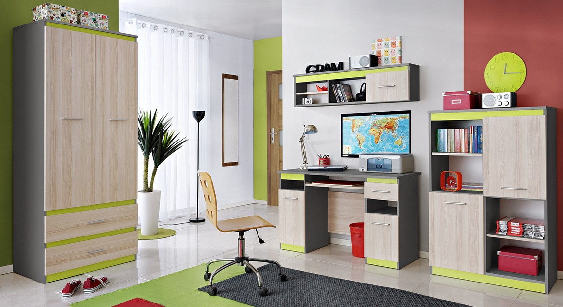 4235e32a1e930 Študentské izby od 183 € v akcii až -39% • NovýNábytok.sk