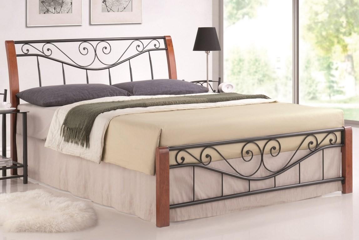 Manželská posteľ 160 cm - Casarredo - Parma (s roštom). Sme autorizovaný predajca Casarredo. Vlastná spoľahlivá doprava až k Vám domov.