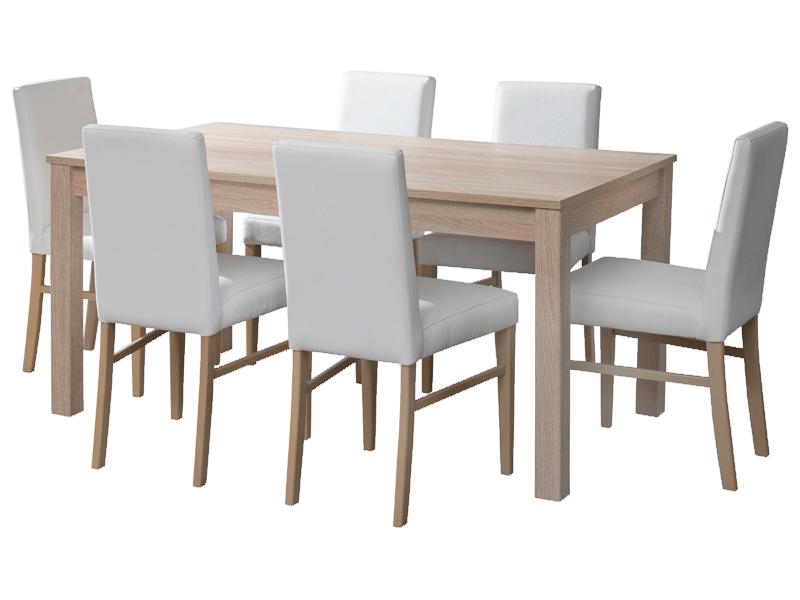 Jedálenský stôl - Decodom - Dallas (pre 6 osôb)
