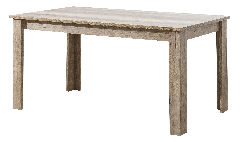 Jedálenský stôl - Decodom - Portos (pre 6 osôb) dub canyon