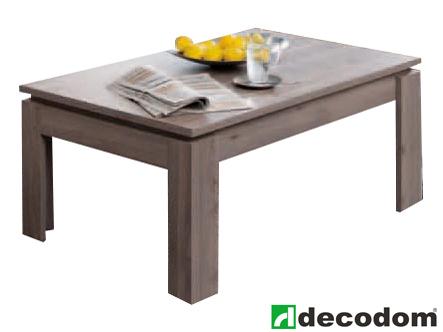 Konferenčný stolík - Decodom - Nordic dub nelson