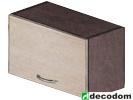 Horná kuchynská skrinka nad digestor - Decodom - Nela - H 50 N. Sme autorizovaný predajca Decodom. Vlastná spoľahlivá doprava až k Vám domov.