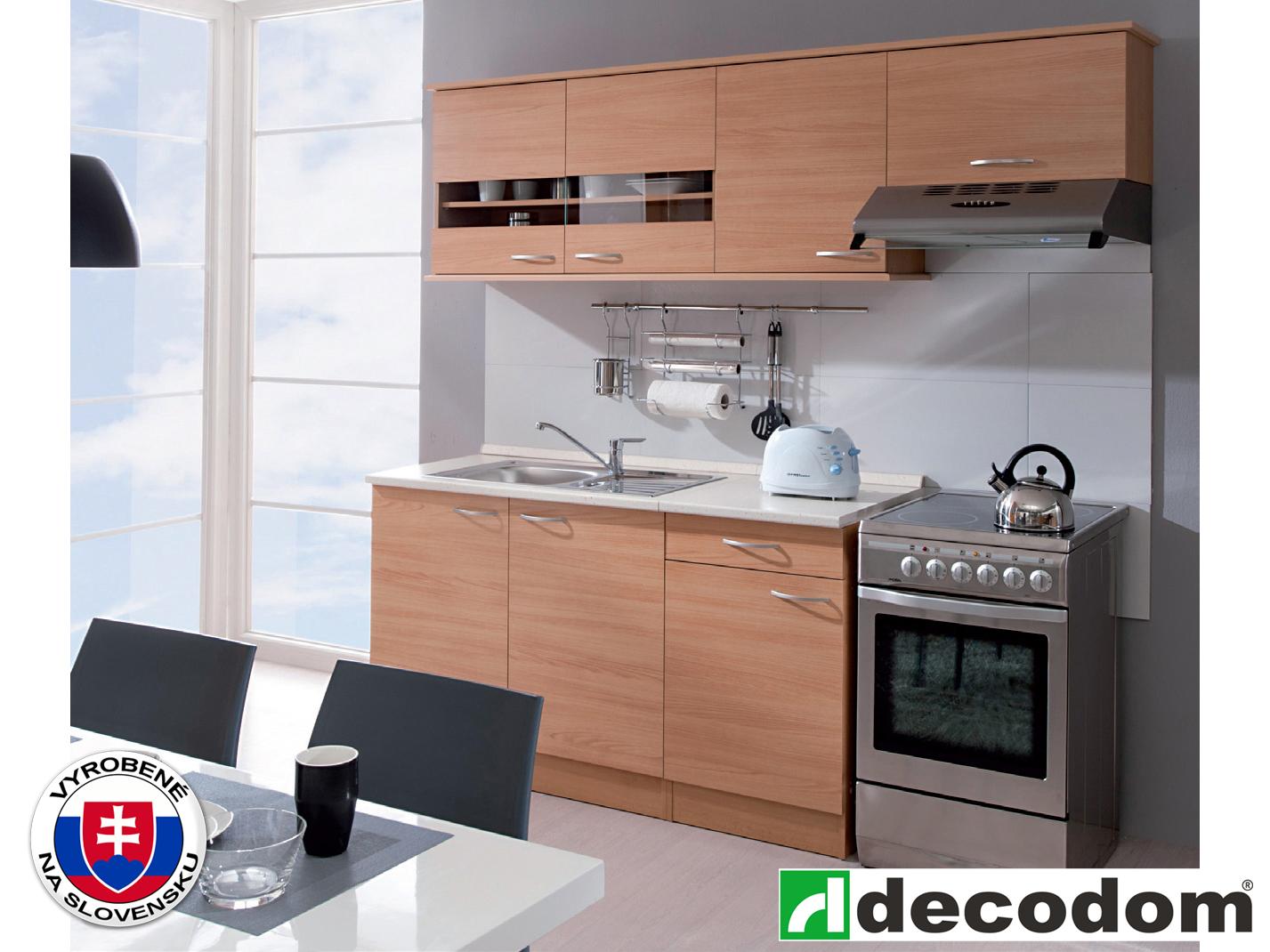 Kuchyňa - Decodom - Nela 210 cm - PD 50+100 buk