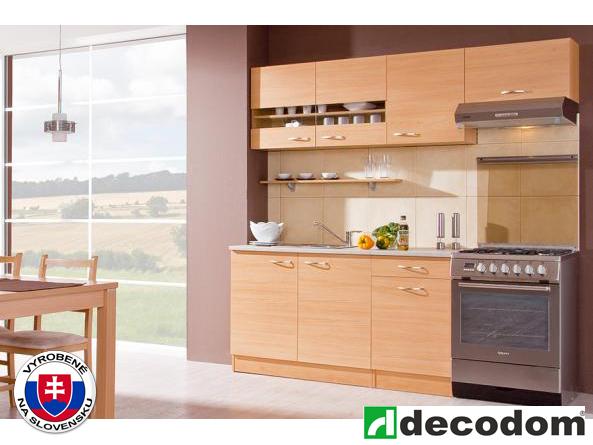 Kuchyňa - Decodom - Nela 210 cm - PD 150