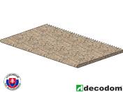 Pracovná doska 100 cm - Decodom - Minimax