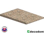 Pracovná doska 50 cm - Decodom - Minimax
