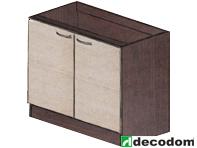 Dolná kuchynská skrinka - Decodom - Nela - S 100
