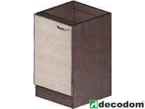 Dolná kuchynská skrinka - Decodom - Nela - S 50