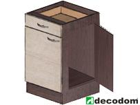 Dolná kuchynská skrinka - Decodom - Nela - S 50 KDZ