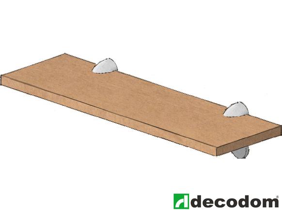 Polička 100 cm - Decodom - Minimax