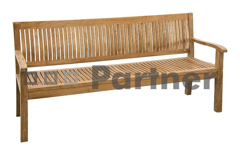 Záhradná lavička - Deokork - Kingsbury 150 (Teak)
