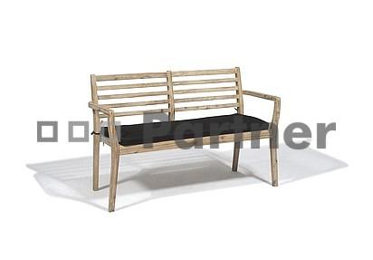 Záhradná lavička - Deokork - Chesterfield (Akácia)