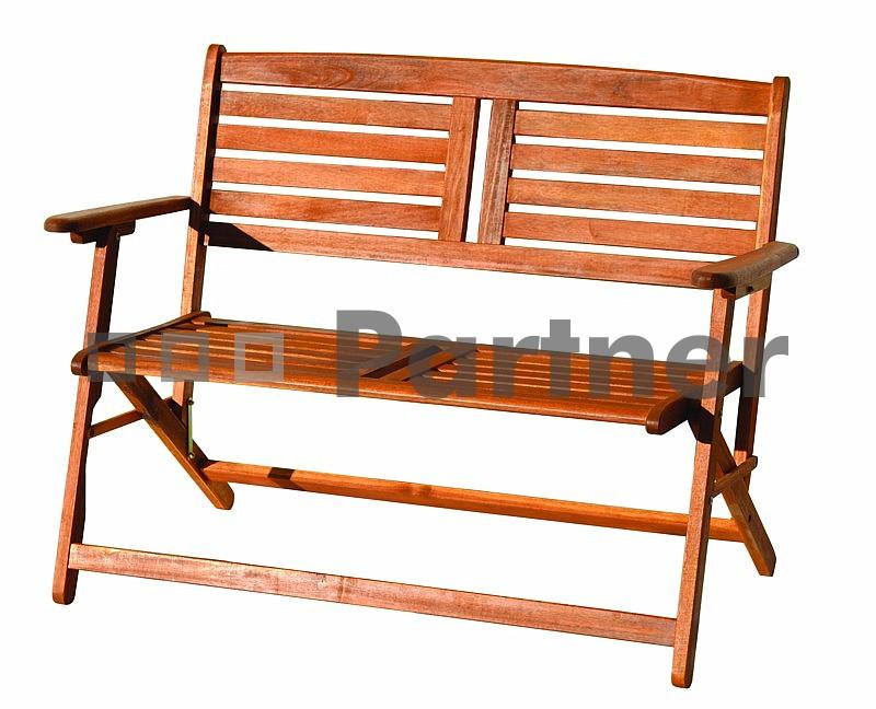 Záhradná lavička - Deokork - Westminster (Akácia)