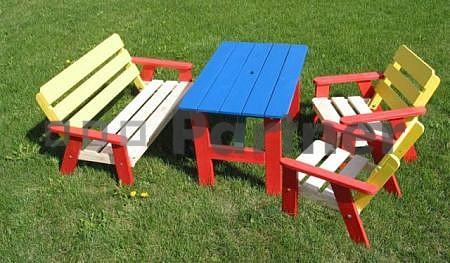 30a9962d630e Záhradný detský nábytok - Deokork - Ella (Masív). Akcia -28%.