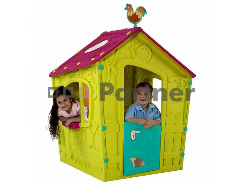 Detský domček pre deti - Deokork - Magic. Akcia -26%. Sme autorizovaný predajca Deokork. Vlastná spoľahlivá doprava až k Vám domov.