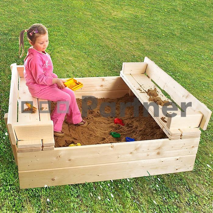 Záhradné pieskovisko s lavičkou - Deokork *formičky ZADARMO. Akcia -40%. Sme autorizovaný predajca Deokork. Vlastná spoľahlivá doprava až k Vám domov.
