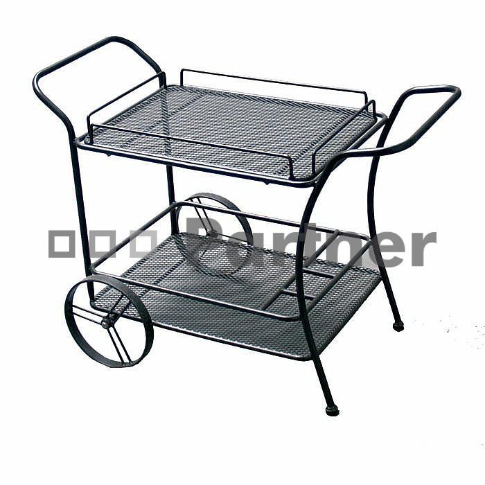 Záhradný servírovací stolík - Deokork