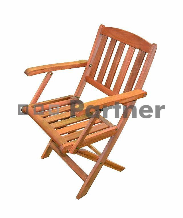Záhradná stolička - Deokork - Chicago (Akácia)