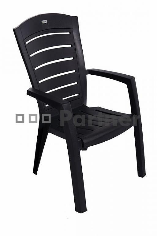 Záhradná stolička - Deokork - Olympia (Plast)