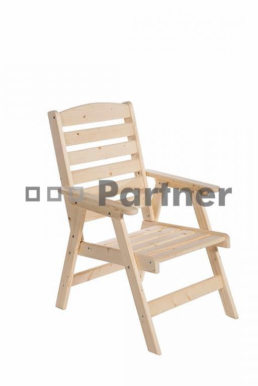 Záhradná stolička - Deokork - Dia (Masív)