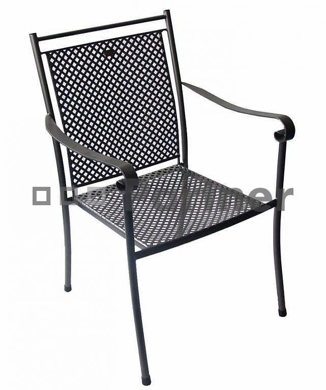 Záhradná stolička - Deokork - Excelsior (Kov)