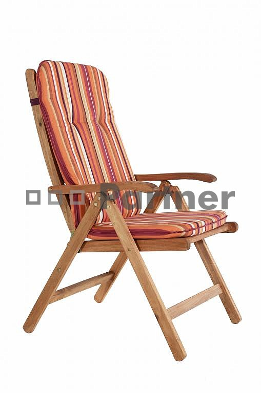 Záhradná stolička - Deokork - Jamajka/Keňa (Akácia)