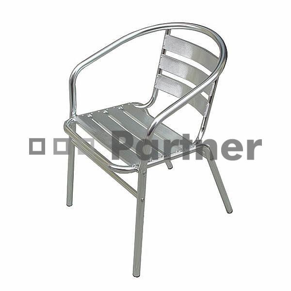 Záhradná stolička - Deokork - MC 011 (hliník)