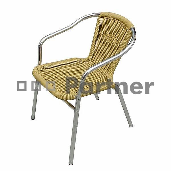 Záhradná stolička - Deokork - MCR 015