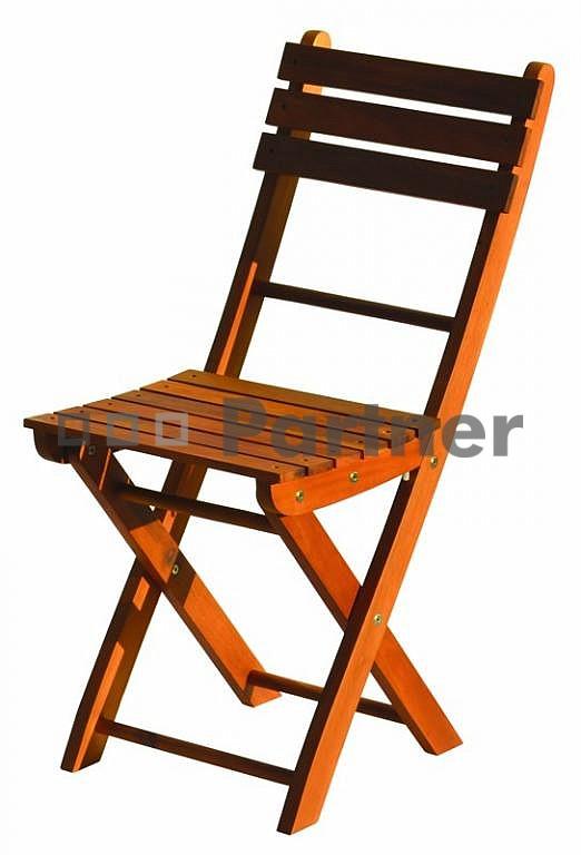 Záhradná stolička - Deokork - Newcastle (Akácia)