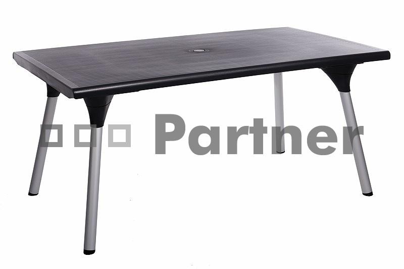 Záhradný stôl - Deokork - Globus (Plast)