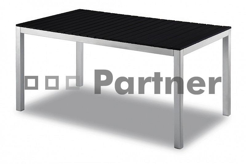 Záhradný stôl - Deokork - TD98191-AL-NE (Kov)