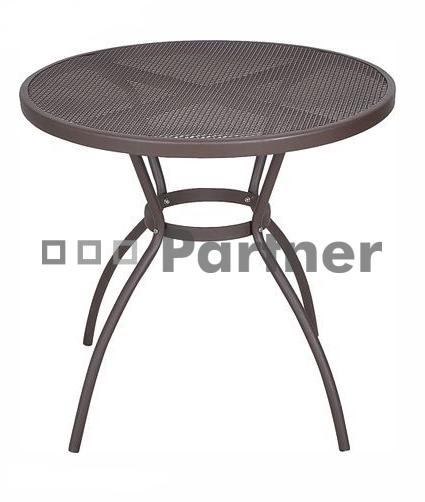 Záhradný stôl - Deokork - Steel (kov)