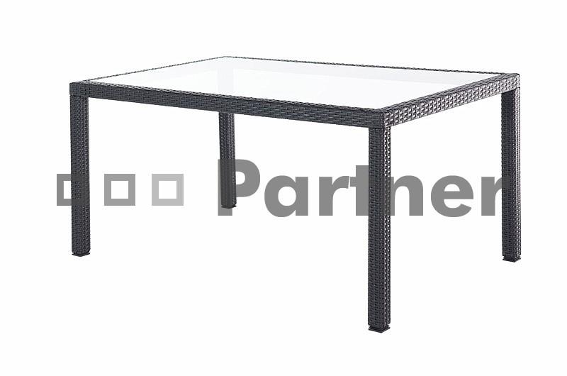 Záhradný stôl - Deokork - TSA 2 (umelý ratan)