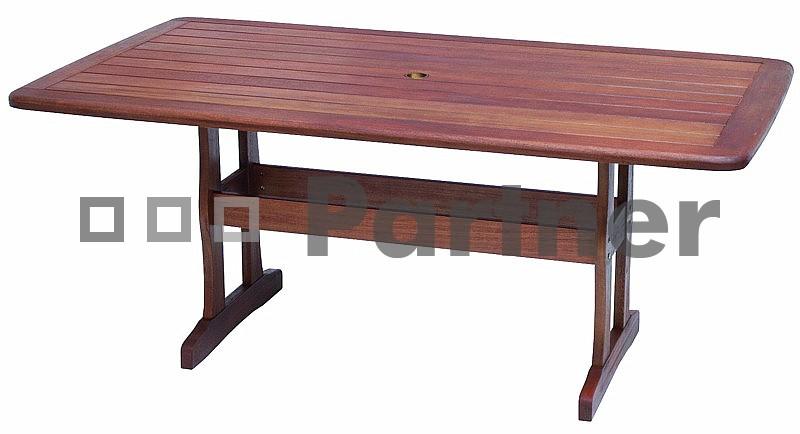 Záhradný stôl - Deokork - Zaragoza (Eukalyptus)