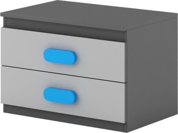 Nočný stolík - Dig-net - Play - PL-10