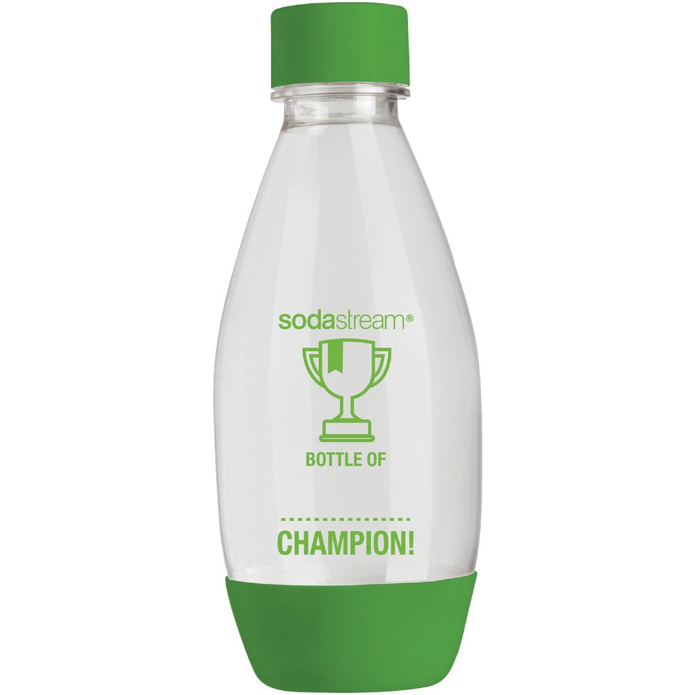 Náhradná fľaša - Fastplus - Sodastream - CHAMPION GREEN detská 0,5l. Akcia -30%. Vlastná spoľahlivá doprava až k Vám domov.