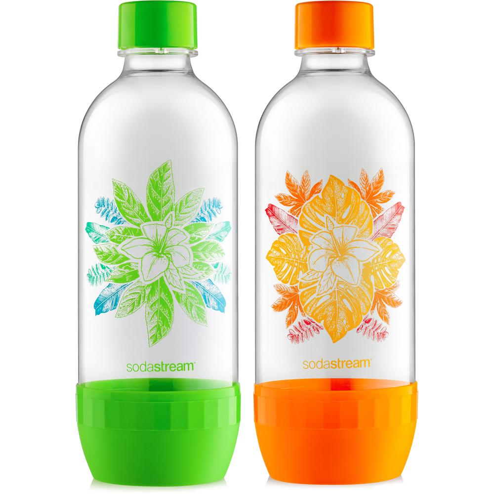 Náhradná fľaša - Fastplus - Sodastream - TROPICAL DUO PACK - PRALES 1l (2ks). Vlastná spoľahlivá doprava až k Vám domov.