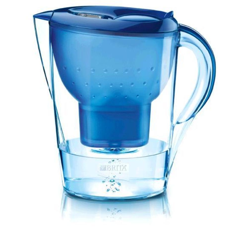 Kanvica - Fastplus - Brita - Marella 2l (modrá). Akcia -10%. Vlastná spoľahlivá doprava až k Vám domov.