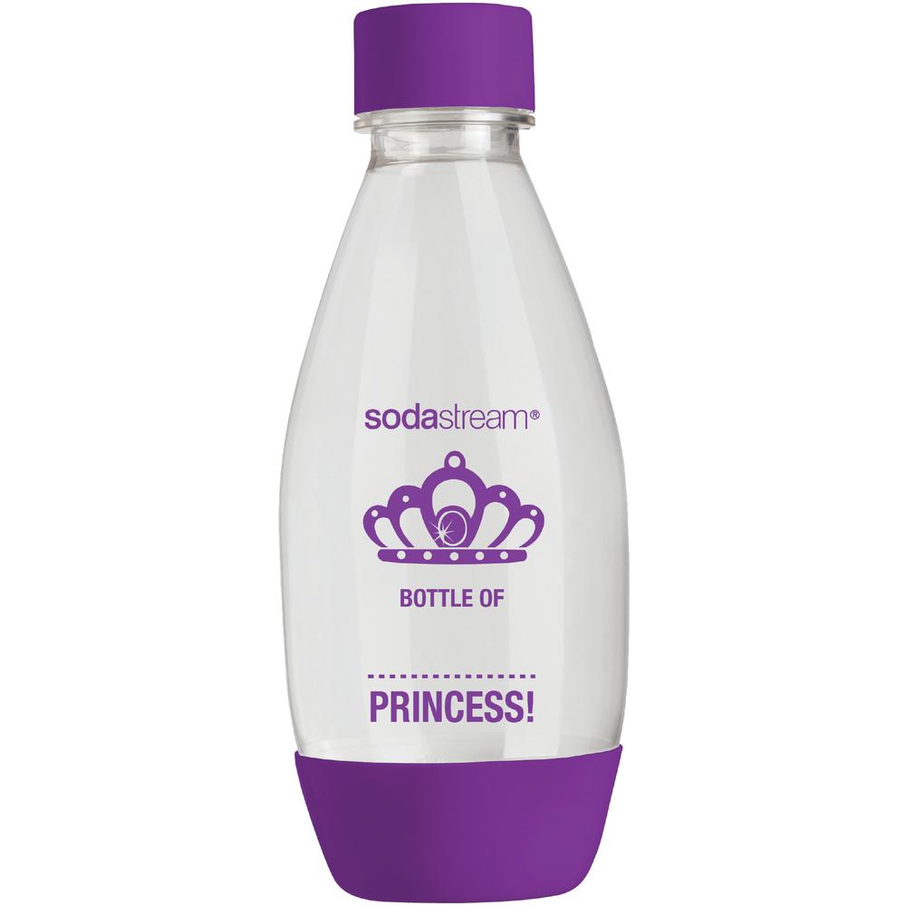 Náhradná fľaša - Fastplus - Sodastream - PRINCESS VIOLET detská 0,5l. Akcia -30%. Vlastná spoľahlivá doprava až k Vám domov.