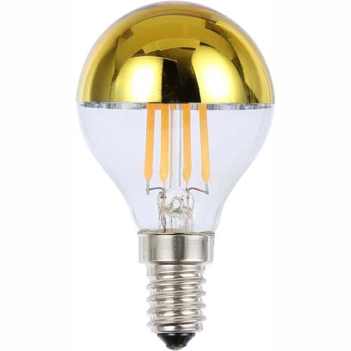 LED žiarovka - Globo - Led bulb - 10505 (strieborná metalíza + priehľadná). Sme autorizovaný predajca Globo. Vlastná spoľahlivá doprava až k Vám domov.