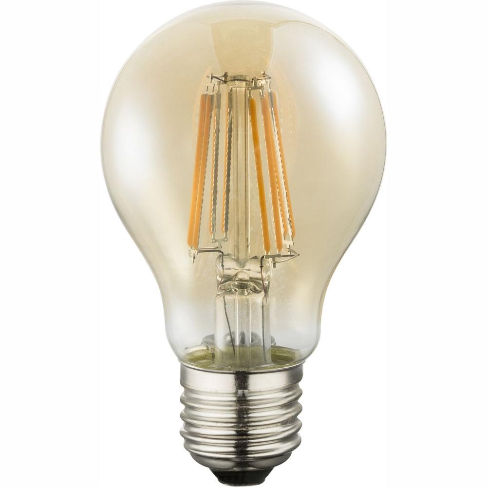LED žiarovka - Globo - Led bulb - 10582A (nikel + jantár). Sme autorizovaný predajca Globo. Vlastná spoľahlivá doprava až k Vám domov.